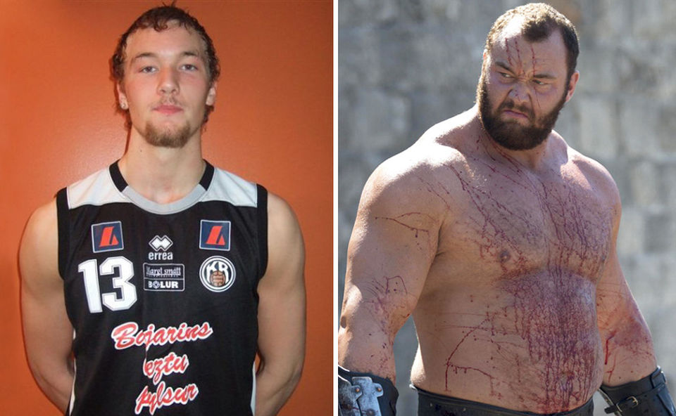 antes e depois de Game of Thrones (1)