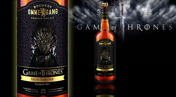 Cerveja Game of Thrones