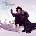Game of Thrones Disney 15