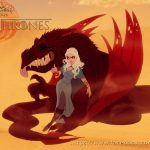 Game of Thrones Disney 08