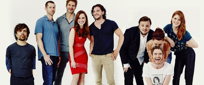 Elenco principal de Game of Thrones