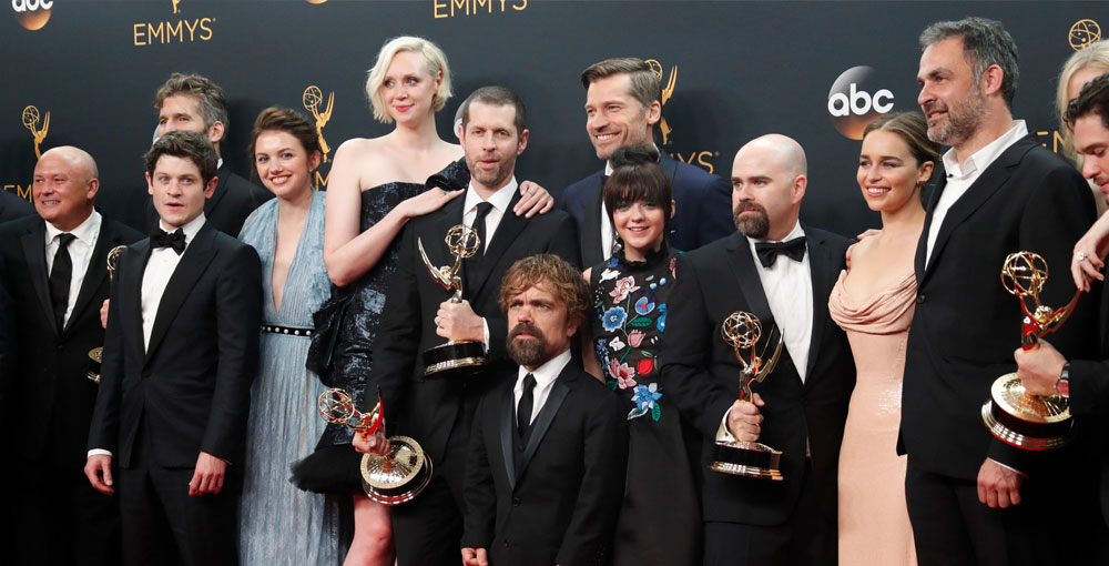 Emmy Awards 2016: Game of Thrones é a maior vencedora da história