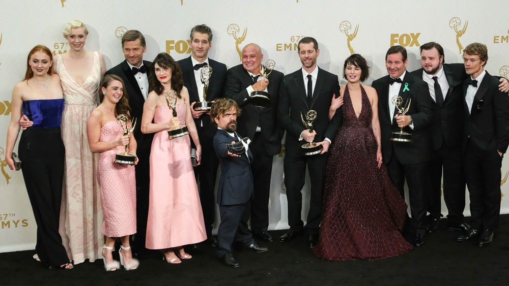 Ganhadores do Emmy 2015