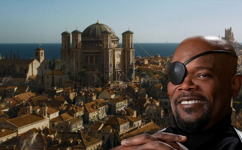 Game of Thrones para iniciantes, por Samuel L. Jackson