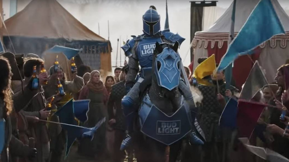 Comercial da Bud Light no Super Bowl exibe paródia de Game of Thrones